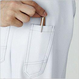 自重堂Z-DRAGON 75300 [春夏用]製品制電長袖ジャンパー(男女兼用)  ペン差し