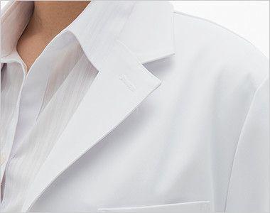 SD3040 ナガイレーベン(nagaileben) シングル診察衣長袖(女性用)