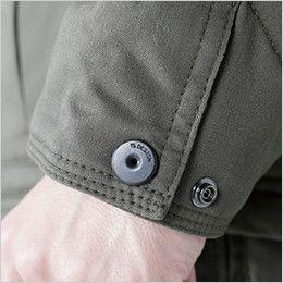 5127 TS DESIGN ライトウォームハーフコート(男女兼用) TSデザインオリジナルボタン