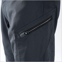 8104 TS DESIGN AIR ACTIVE [春夏用]メンズカーゴパンツ(男性用) カーゴポケット
