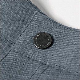 ジーベック 1819 [春夏用]カラーストレッチレディースパンツ(女性用) 薄型ドットボタン