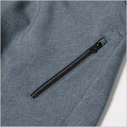 ジーベック 1819 [春夏用]カラーストレッチレディースパンツ(女性用) ファスナーポケット付き