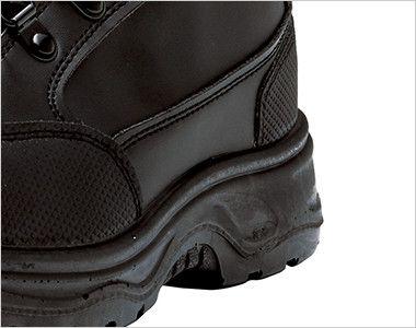ジーベック 85205 ブーツタイプセフティシューズ 樹脂先芯 軽くて疲れにくい仕様
