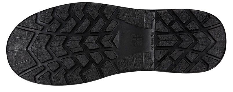 ジーベック 85205 ブーツタイプセフティシューズ 樹脂先芯 アウトソール・靴底