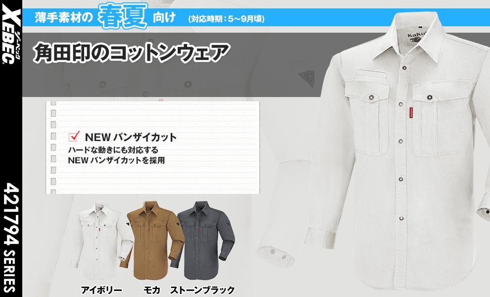1793 長袖シャツ